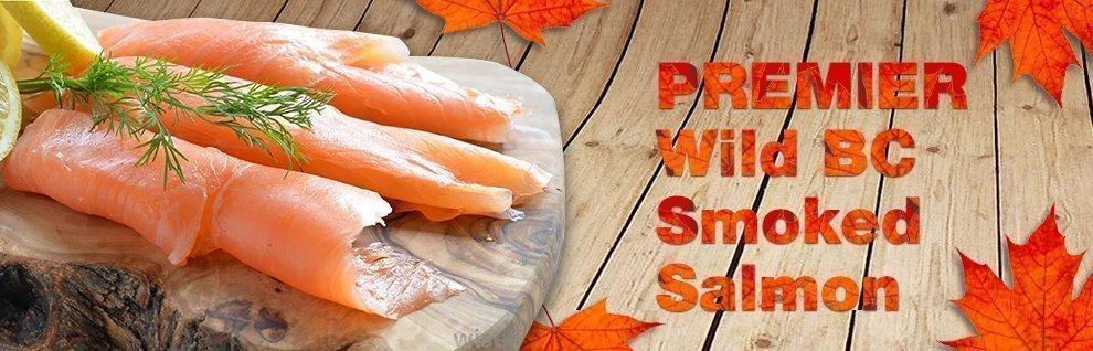 Smoked Salmon Vancouver
