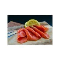 Wild Sockeye Smoked Salmon Pre-Sliced 2 lbs